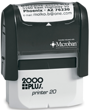 PTR20 - Printer 20 Stamp