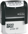 PTR30 - Printer 30 Stamp